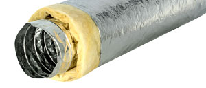 EZY Y Piece Insulated - All Round HVAC
