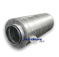 150mm Attenuators for Ducting | Silencers | Online Duct