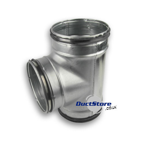 Lindab safe metal ducting fittings spiral air ducts