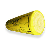 Ductwrap - Isover  ClimCover Alu2 25mm 18m Roll