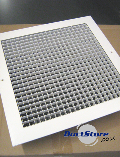 P&G Fabrications (Essex) Ltd. 100x100mm Egg Crate Extract ...