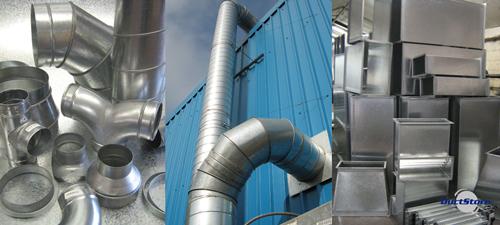 Ducting Supplies Buy Online Metal Ducting Sales Spiral