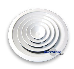 150 dia small format circular diffuser