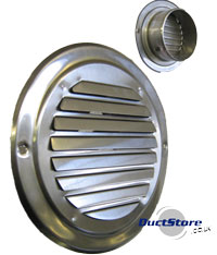 Round Vents Amp Cowls Stainless Steel Vents Buy Online